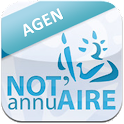 Annuaire notaires Agen