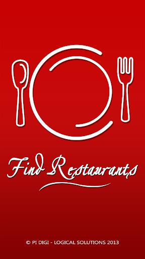 Find Restaurants Free