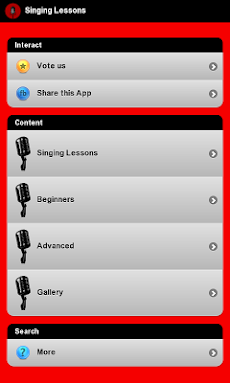 Singing Lessonsのおすすめ画像1