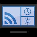 Dashboard Cast icon