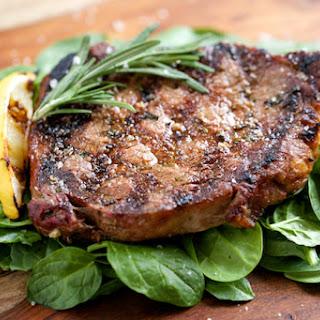 Tuscan Style Steak