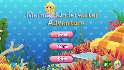 Mermaid Underwater Adventure