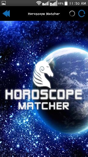 Horoscope Matcher