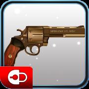 Revolver Pistol Lock Screen
