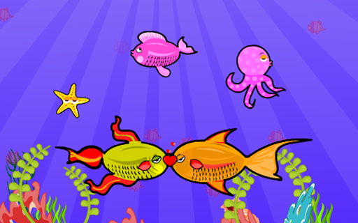Fish Kissing Casual Fun 3.0.4 screenshots 5