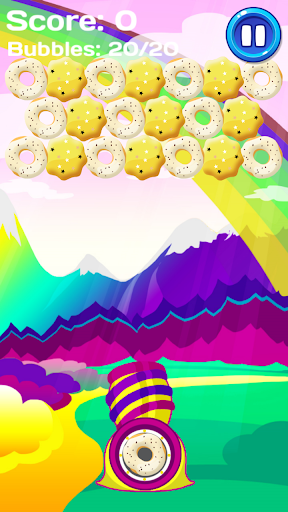 Cookies Bubble Shooter