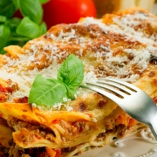 Lasagna Variatie 1