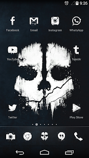 Ghosts Theme