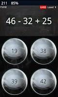 Screenshot of Math Workout - Game (free)