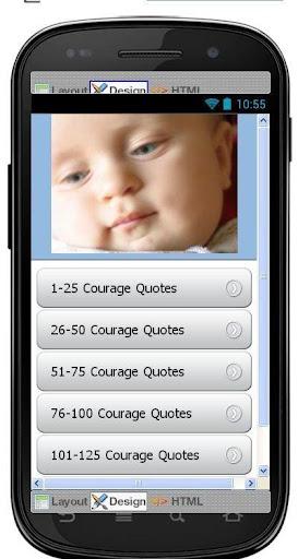 Best Courage Quotes