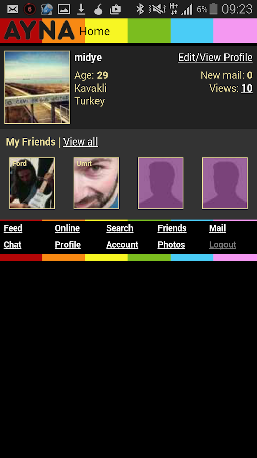 Chat & Social Dating Network- screenshot