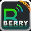 Bberry Theme GO Launcher EX logo