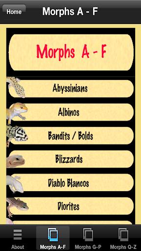 Leopard Gecko Pro 1.0  screenshots 1