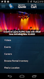 4Wall Entertainment Lighting - náhled