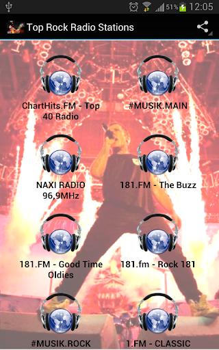 Top Rock Radio Stations Apk Download 7