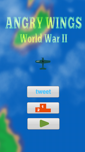 Angry Wings - World War II