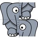 Squares – Animals logo