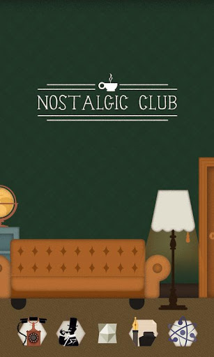 Nostalgic club GO Theme