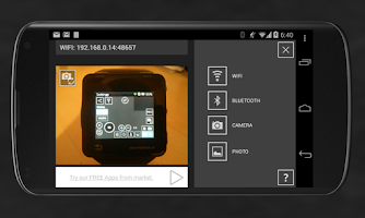 Screenshot of Camera Remote (AdFree)