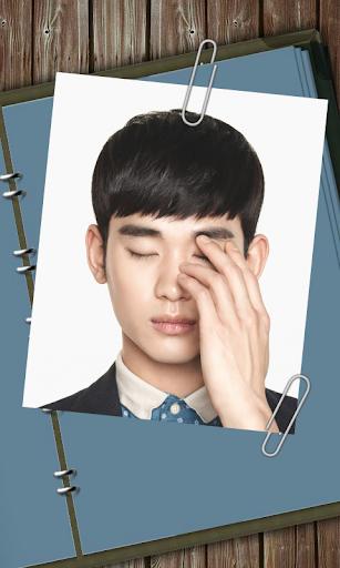 Kim Soohyun Live Wallpaper 04