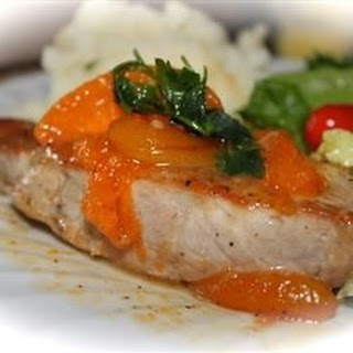 Honey Apricot Pork Chops Recipe