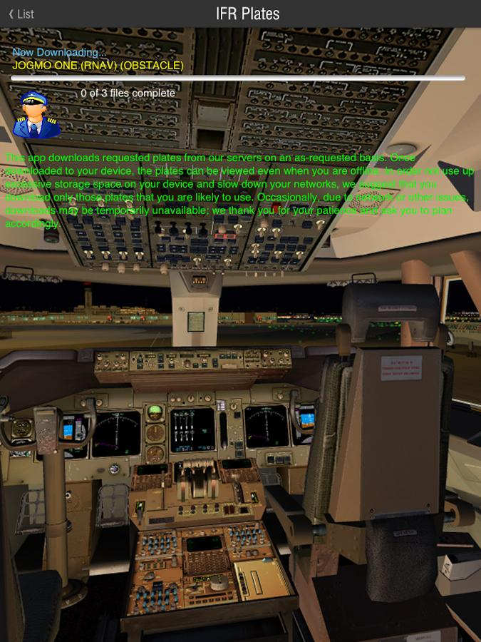 SimPlates for Flight Simulator - screenshot