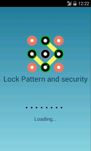 Lock Pattern and security