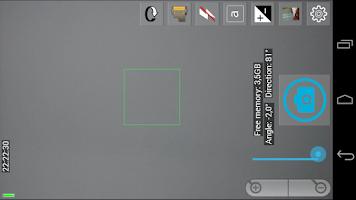 Screenshot of camera pro