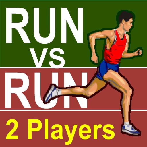 Run Vs Run LOGO-APP點子