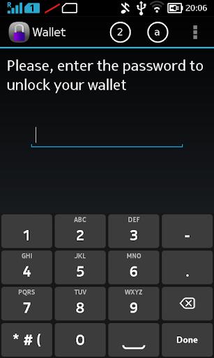 Wallet new