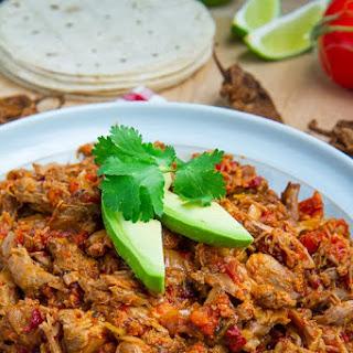 Tinga De Puerco (Pork Tinga) Recipe
