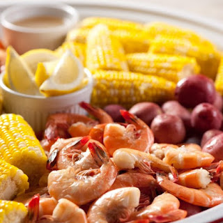 Shrimp Boil with Corn and Potatoes Recipe