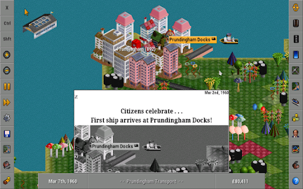 OpenTTD Screenshot 3