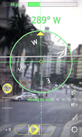 Screenshot of Camera Compass Pro