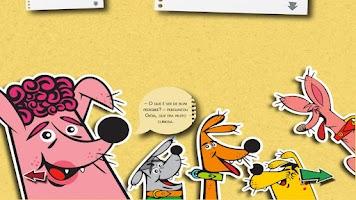 Screenshot of Gióia, uma cachorra diferente