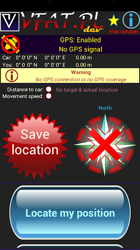 Car Finder GPS