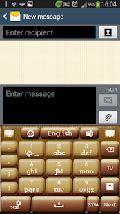 Coffee Keyboard- screenshot thumbnail