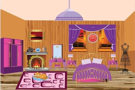 Fancy Bedroom Decoration Game Screenshot Thumbnail