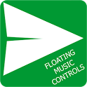 Floating Music Controls icon