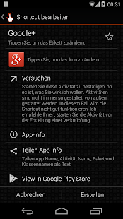 QuickShortcutMaker – Miniaturansicht des Screenshots