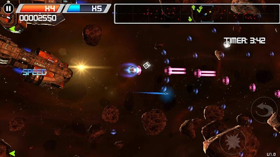 Syder Arcade HD Screenshot 1