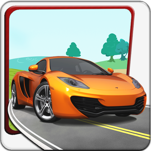 Car Race LOGO-APP點子