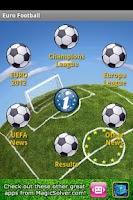 Screenshot of Euro Football