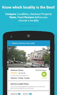 MagicBricks Property Search - screenshot thumbnail