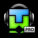 TuneWiki Pro logo