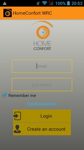 HomeConfort WRC