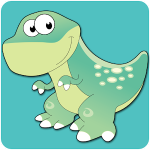 Dinosaurs Free edu puzzle for PC and MAC