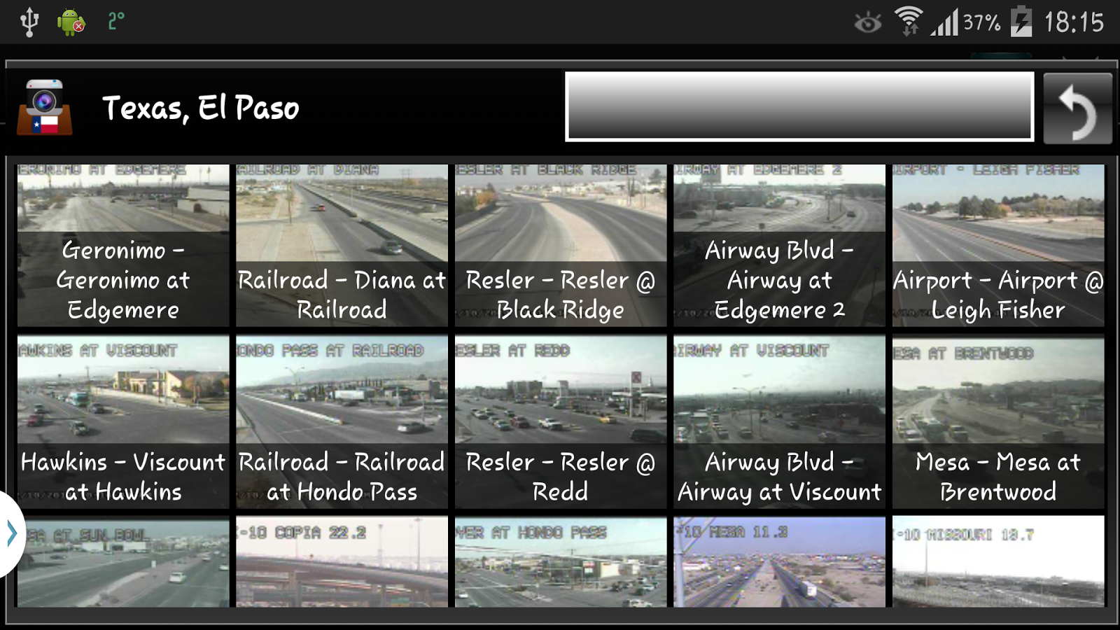 Cameras Texas - Traffic cams - Android Apps on Google Play