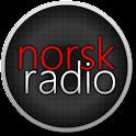 Norsk Radio + logo
