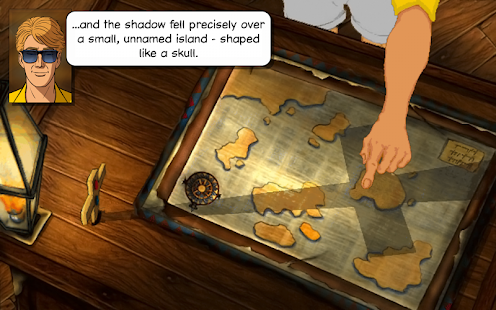 Broken Sword II Smoking Mirror - screenshot thumbnail
